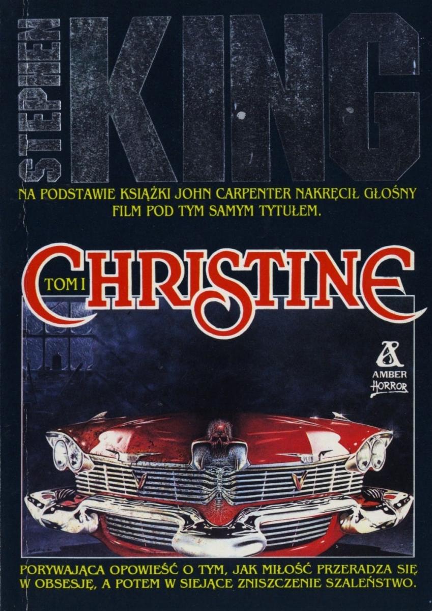 """Christine"" tom 1 - obrazek"