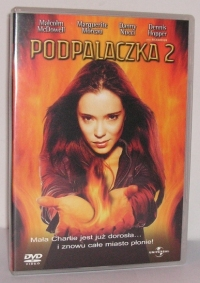 Podpalaczka 2 (DVD)