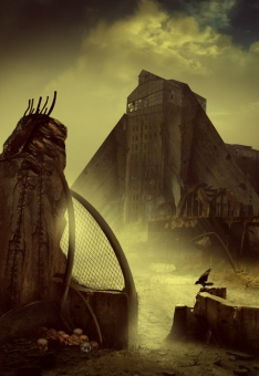 The Dark Tower - Lud City - obrazek