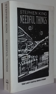 Needful Things - Uncorrected Proof (Viking)
