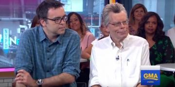 Stephen King i Owen King w programie Good Morning America - obrazek