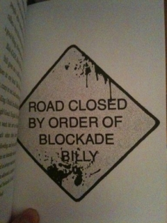 Alex McVey - Blocade Billy 8 - obrazek