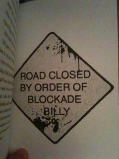 Alex McVey - Blocade Billy 8 - obrazek