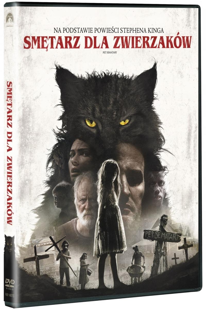 """""""Smętarz dla zwierzaków"""" - wizualizacja DVD - obrazek"""
