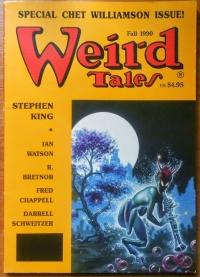 Weird Tales No. 298, Jesień 1990