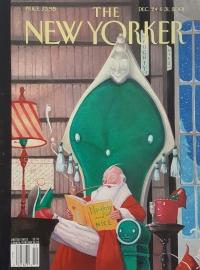 The  New Yorker (December 24 2001)