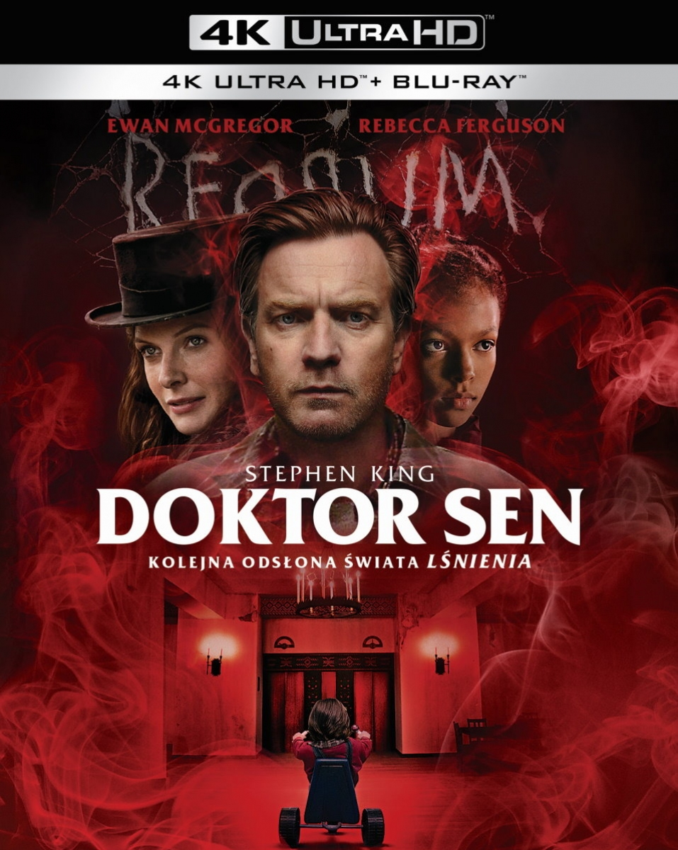 """""""Doctor Sen"""" - polskie wydanie 4K UltraHD - obrazek"""