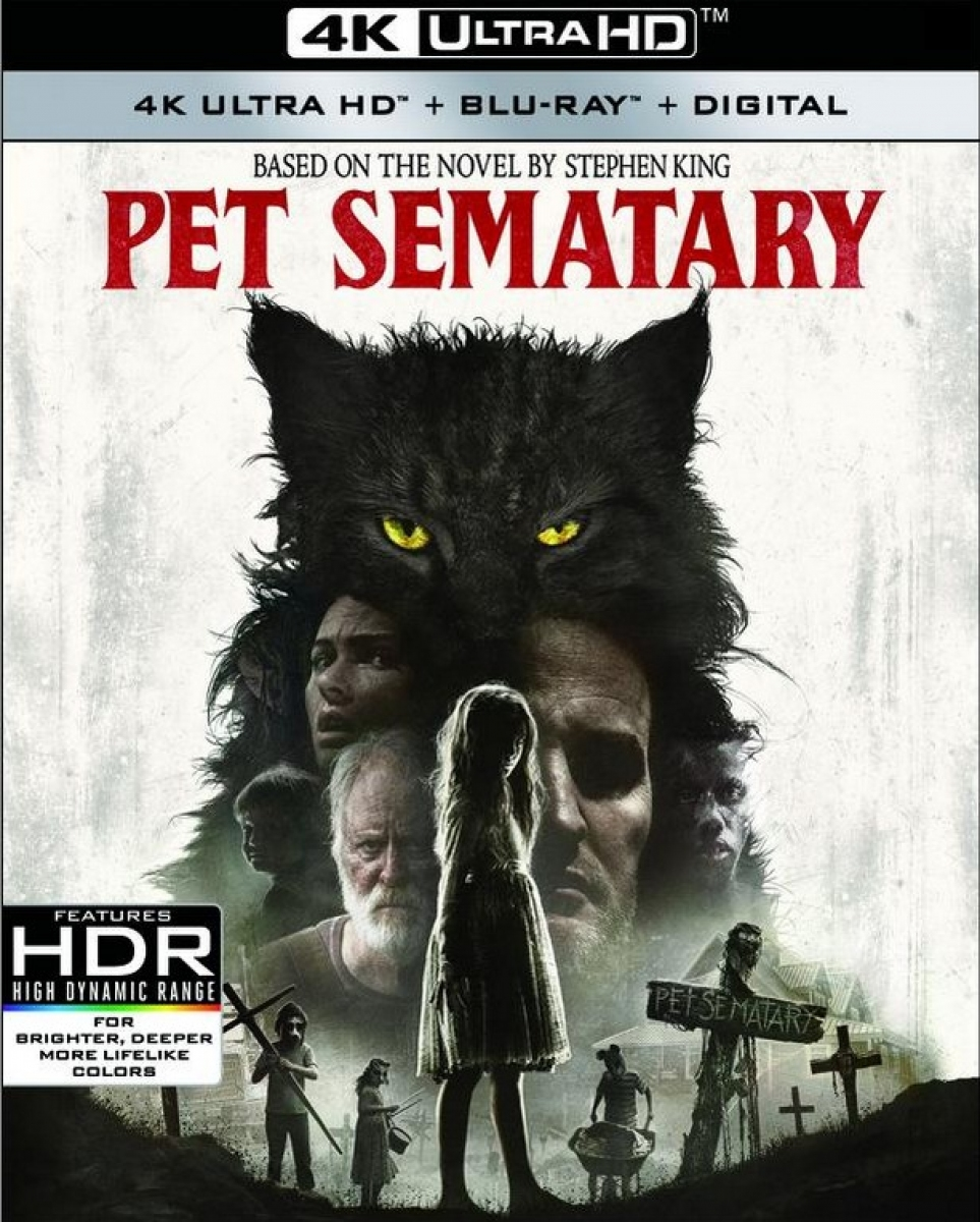 """""""Smętarz dla zwierzaków"""" - edycja 4K UltraHD - obrazek"""