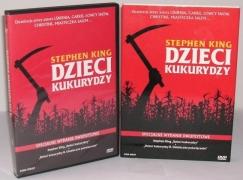 Dzieci Kukurydzy 1 i 2 (DVD) - pudełko i etui