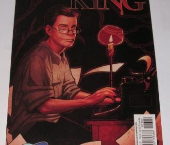 Orbit: Stephen King (Bluewater Comics) - obrazek