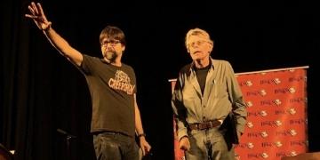 Spotkanie ze Stephenem Kingiem i Joe Hillem w Sommerville - obrazek