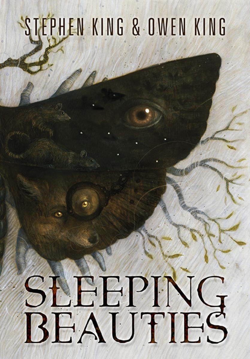 """""""Sleeping Beauties"""" - finalna okładka wydania limitowanego powieści - obrazek"""