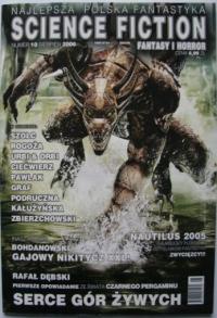 Science Fiction (Nr 10 sierpień 2006)