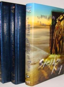 """""""The Little Sisters of Eluria"""" Artist Edition - etui, książka i obwoluta - obrazek"""
