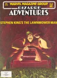 Marvel Bizzare Adventures #29 The Lawnmower Man