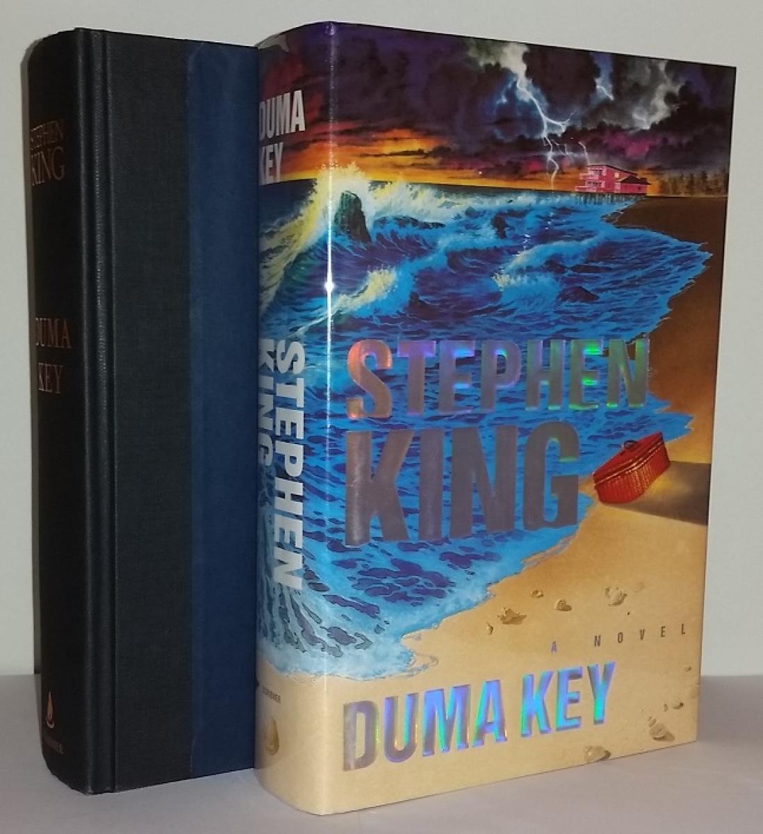 """""""Duma Key"""" - książka i obwoluta - obrazek"""