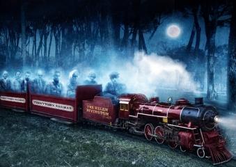 Vincent Chong - Ghost Train - obrazek