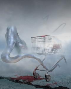 Darek Kocurek - The Mist - obrazek