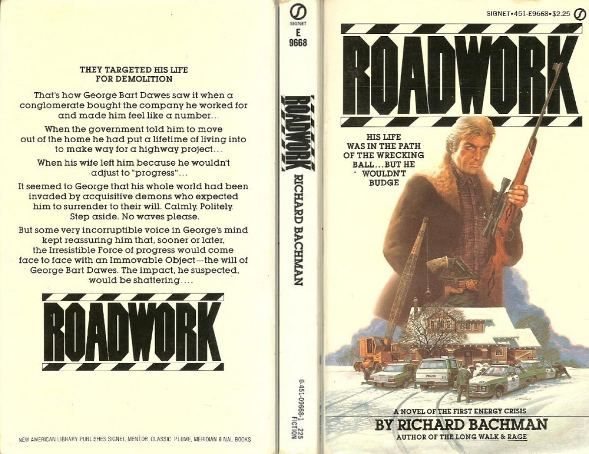 """""""Roadwork"""" - okładka - obrazek"""