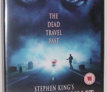 Riding the Bullet (DVD) - obrazek