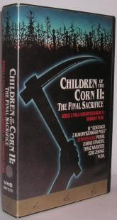 Dzieci z pola kukurydzianego II: Krwawy plon (VHS)
