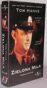 Zielona mila (VHS)