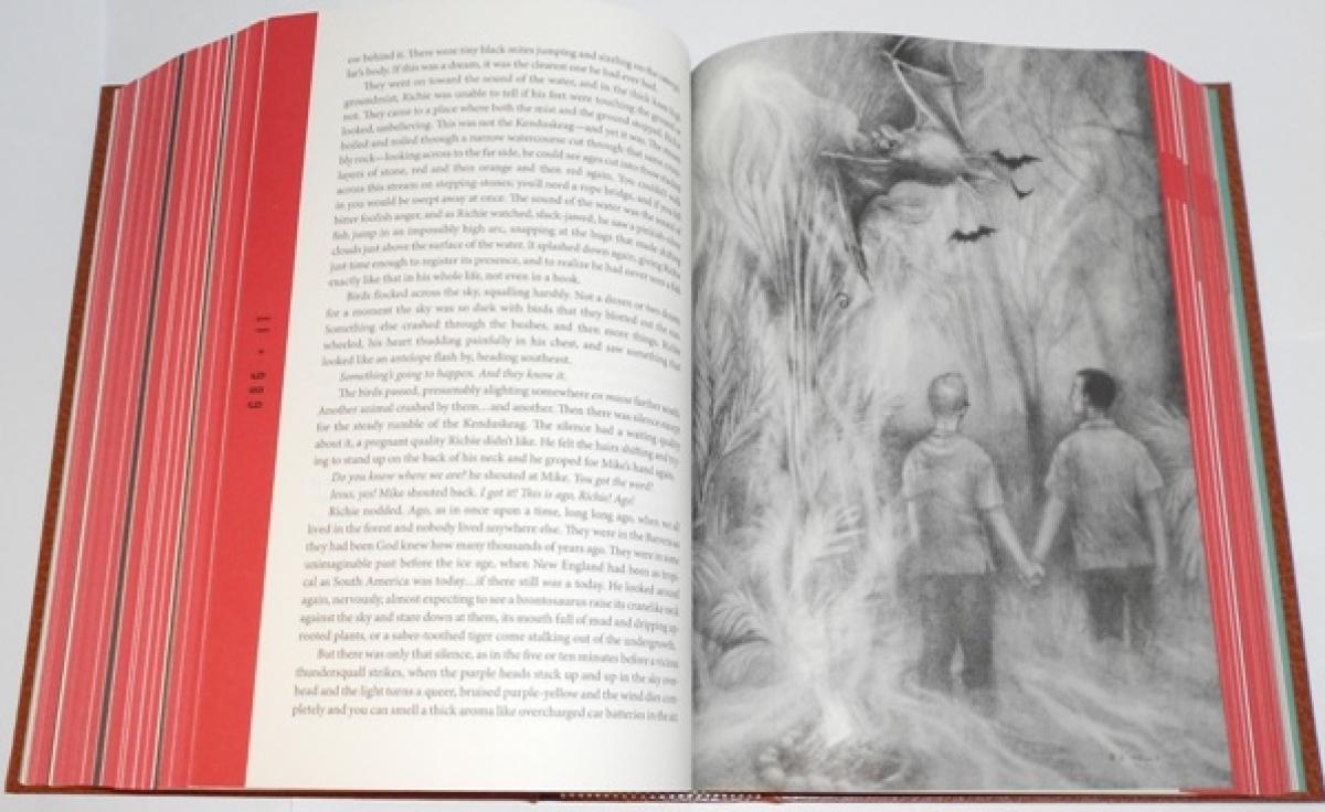"""""""IT 25th Anniversary Edition"""" - ilustracja Erin Wells - obrazek"""