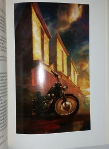 """Black House"" - ilustracja Ricka Berry'ego - obrazek"
