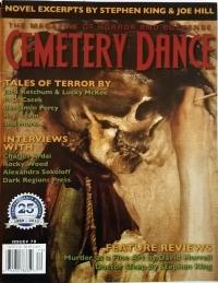 Cemetery Dance #70