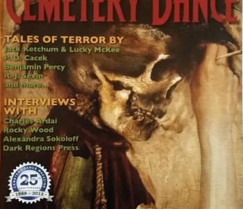 Cemetery Dance #70 - obrazek