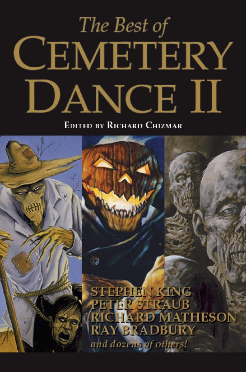 The Best of Cemetery Dance II - okładka - obrazek