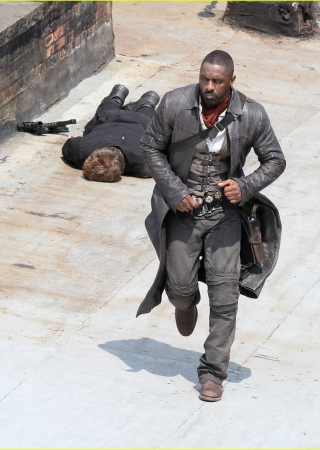 Idris Elba 46 (zdjęcie FameFlynet) - obrazek