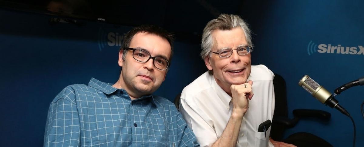 Stephen i Owen Kingowie - obrazek