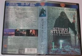 Sztorm Stulecia (VHS) - okładka 1