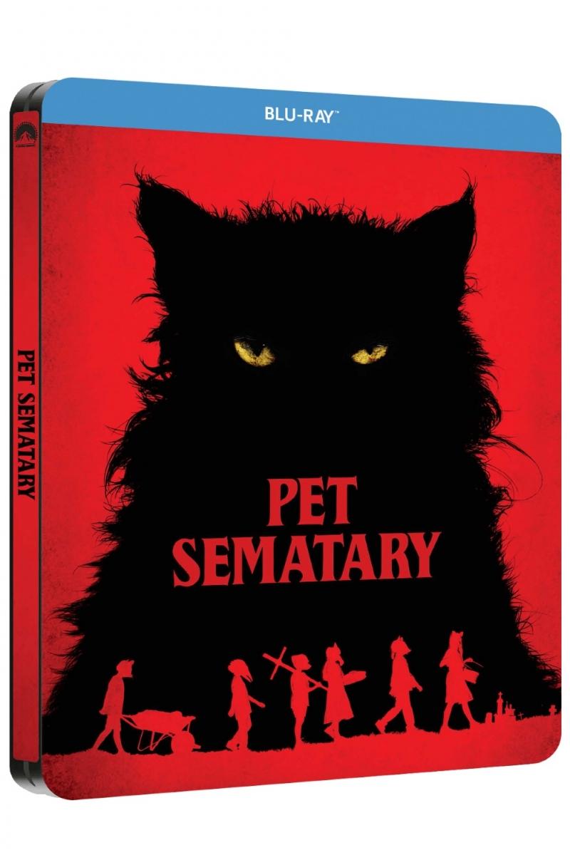 """""""Smętarz dla zwierzaków"""" - wizualizacja Blu-Ray Steelbook - obrazek"""
