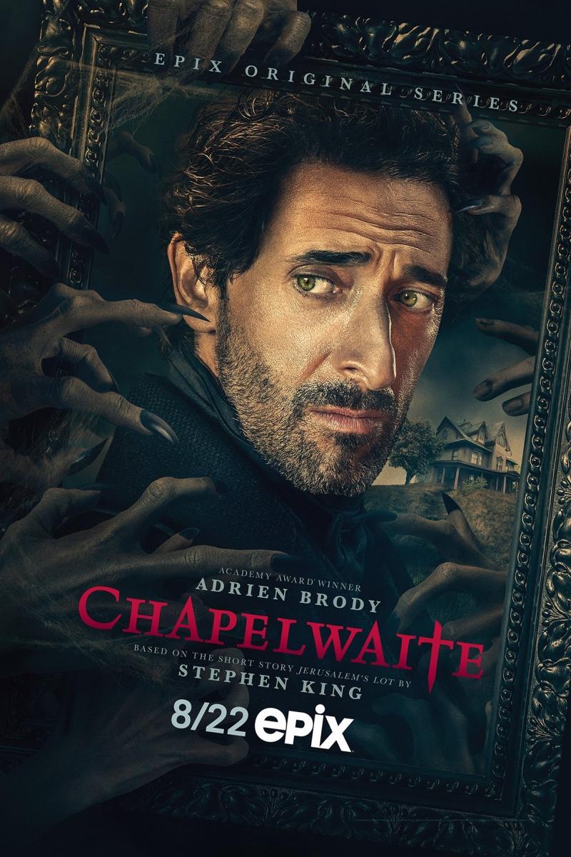 Chapelwaite - plakat - obrazek