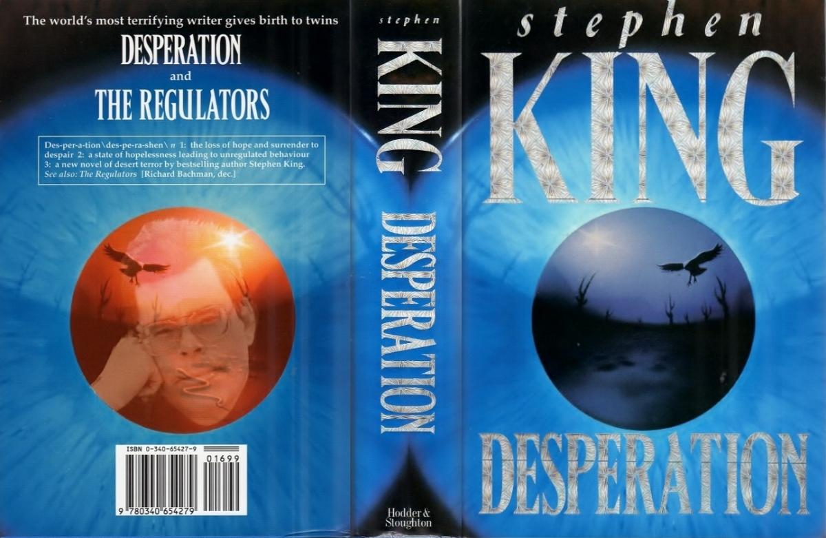 """""""Desperation"""" - obwoluta - obrazek"""