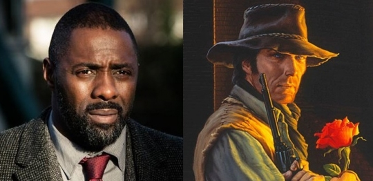 Idris Elba jako Roland Deschain