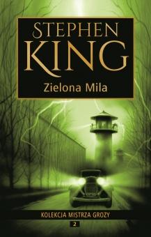 Kolekcja mistrza grozy Tom 2 Zielona Mila - obrazek