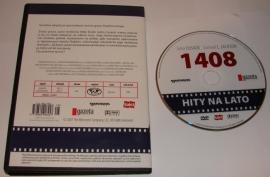1408 (DVD) - okładka i płyta