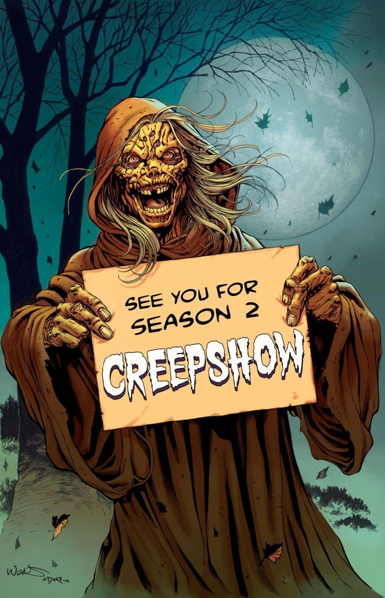 """Shudder zamówiło drugi sezon """"Creepshow"""" - obrazek"""