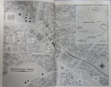 Under the Dome (Scribner) - mapa