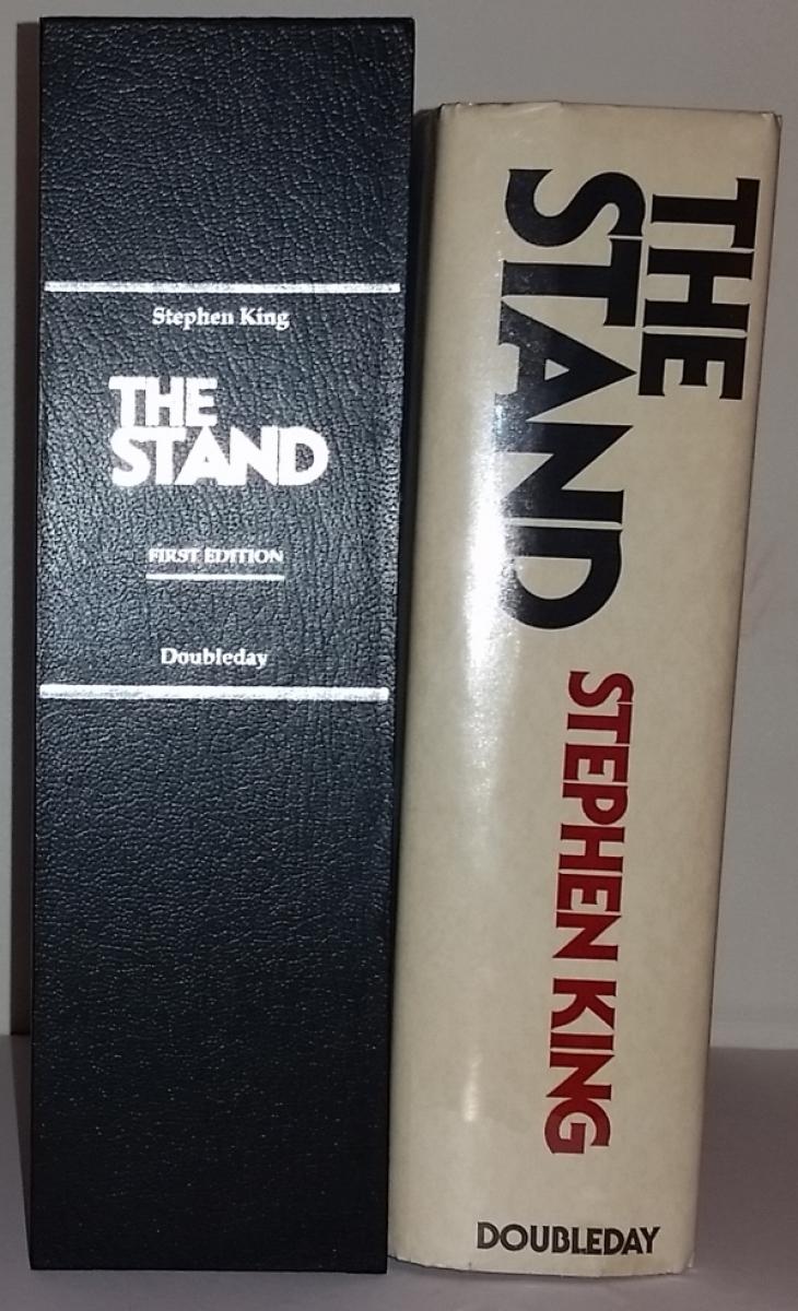 """""""The Stand"""" - książka i etui - obrazek"""
