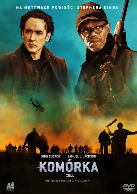 Komórka (DVD)