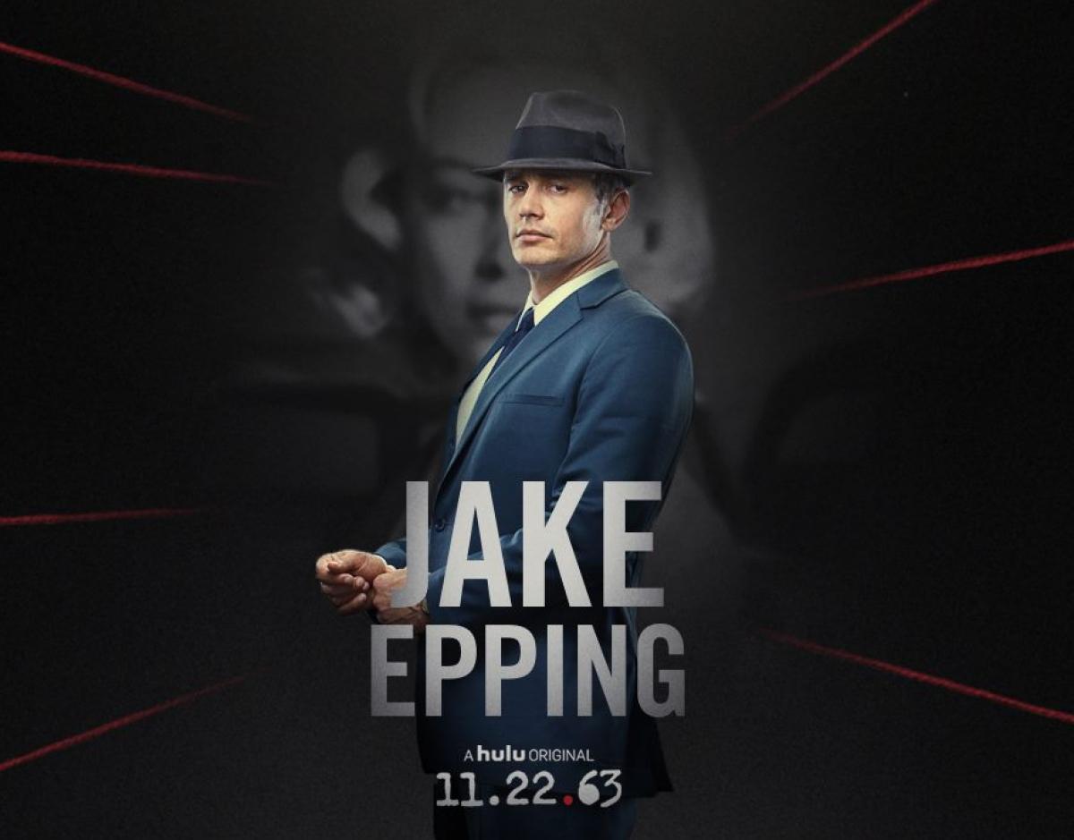 """""""11-22-63"""" - Jake Epping - obrazek"""