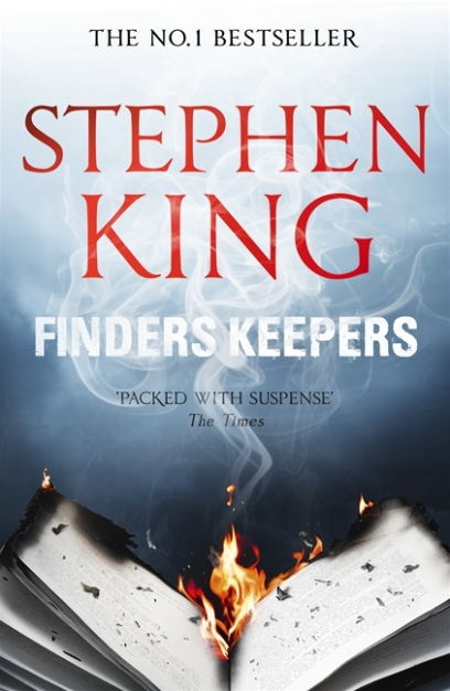 Finders Keepers - UK paperback cover
