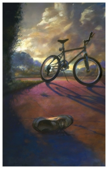 Rick Berry - Black House - Lost Bike - obrazek