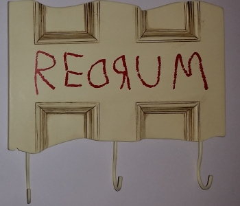 Wieszak na klucze Redrum - obrazek