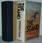 The Stand (Doubleday) książka i obwoluta