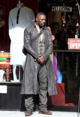 Idris Elba - The Dark Tower 30 - obrazek